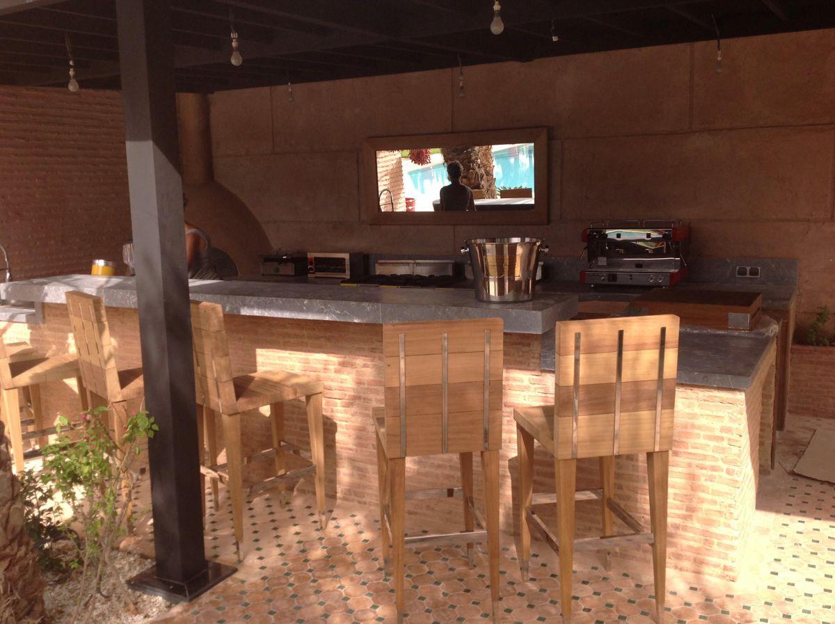 Mobilier & Cuisine d'exterieur